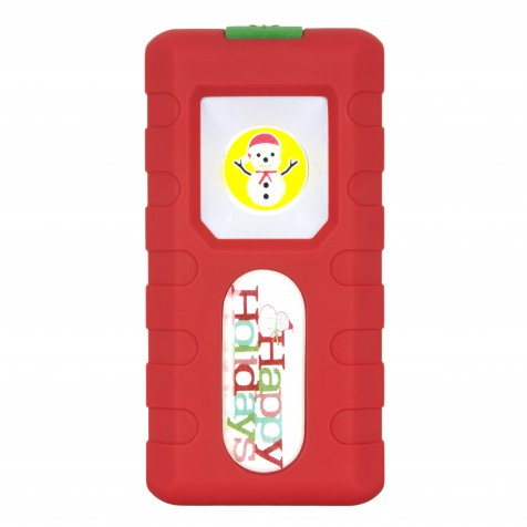 1.5 W COB LED Pocket Light - 150 Lumen | Holiday Themed