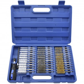 Wire Brush Set - Long Reach | 38 Pc