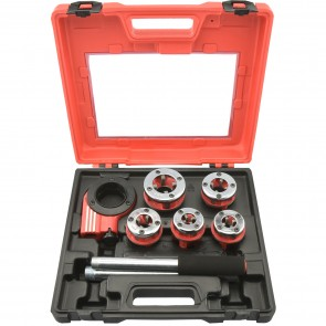 Pipe Threader Set | 9 Pc
