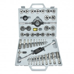 Alloy Tap & Die Set - MM | 45 Pc