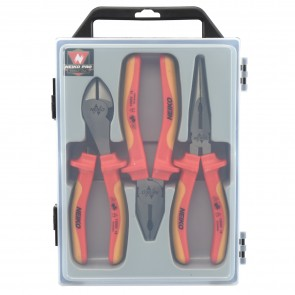 Insulated Plier Set | 3 Pc