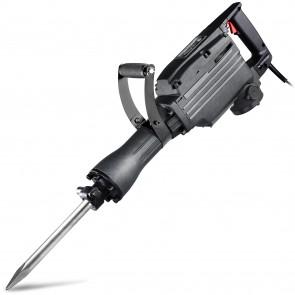 Electric Demolition Hammer - Metal Case | 2 SDS Bits