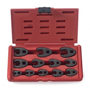 Crowfoot Wrench Set - SAE | 12 Pc