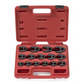 Crowfoot Wrench Set - MM | 15 Pc