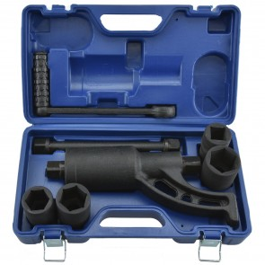"Torsional Torque Wrench Multiplier 1"" Drive 