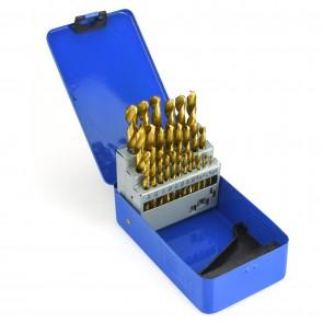 Titanium Drill Bit Set | 29 Pc