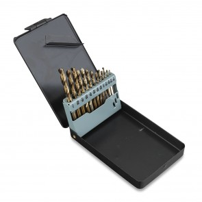 Cobalt Drill Bit Set | 13 Pc