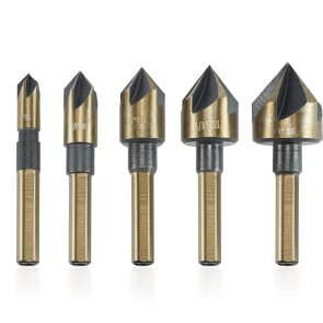 Countersink Bit Set | 5 Pc