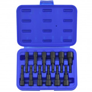 Master Magnetic Nut Driver Set - SAE/MM | 12 Pc