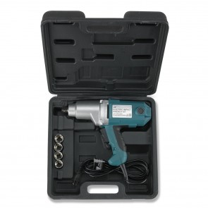 Electric Impact Wrench Kit 1/2""