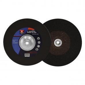 "Grind Wheel 9"" x 5/8"" with Hub - Metal | 6600 RPM"