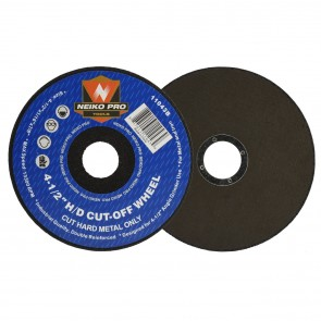 "Heavy Duty Cut-Off Wheel 4 1/2"" x 1/16"" x 7/8"" - Metal | 13300 RPM"