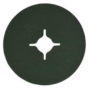 "Aluminum Oxide Fiber Disc 5"" - 100 Grit | 25 PK"