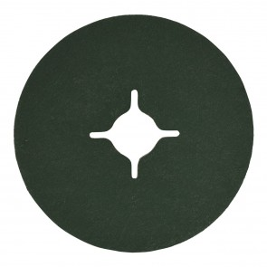 "Aluminum Oxide Fiber Disc 5"" - 120 Grit | 25 PK"
