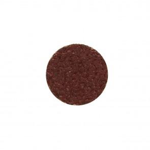 "Aluminum Oxide Rolok Sanding Disc 1"" - 60 Grit | 25 PK"