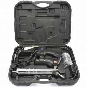 18V Cordless Grease Gun with Lithium-ion Battery