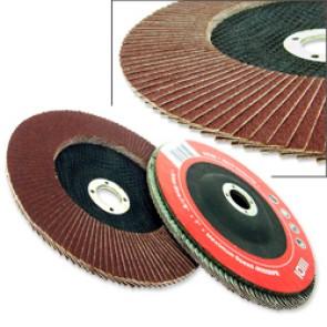 "4-1/2"" Flap Disc, Aluminum Oxide"
