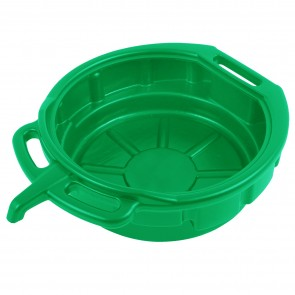 Anti-Freeze Drain Pan - Portable | 16 L | Green
