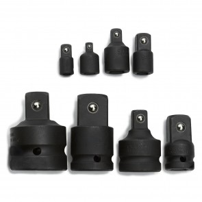 Air impact Adapter/Reducer Set | 8 Pc