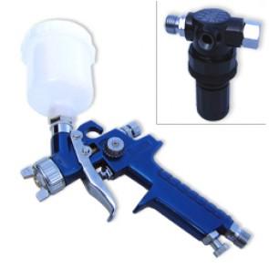 Air Spray Gun HVLP with Plastic Cup 600CC