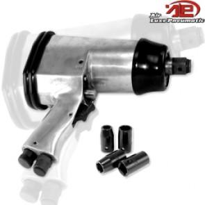 "Air Impact Wrench 1/2"" - Short Shank | 4 Sockets"