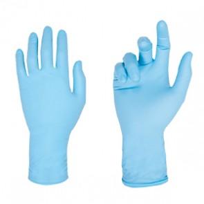 Nitrile Disposable Gloves Large - Blue