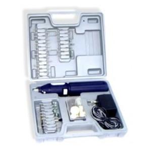 Cordless Dremel Style Die Grinder Kit | 61 Pc