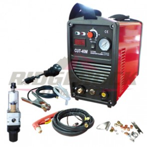Plasma Cutter 40 Amp with Regulator/Gauge