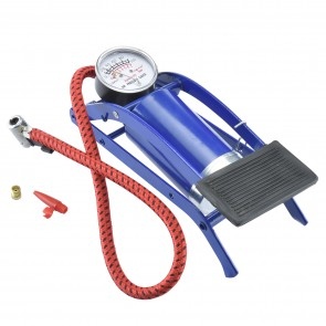 Foot Pump - Blue