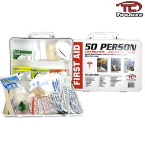 First Aid Kit - Plastic Box | 50 Person