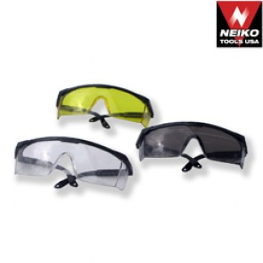 Safety Work Glasses - Clear | ANSI Z87.1