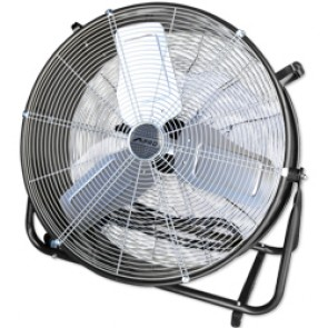 "High Velocity Rolling Drum Fan 24"""