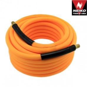 "Air Hose Hybrid 3/8"" x 100' | Neon Orange"