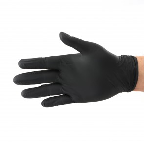 Nitrile Glove M - Black