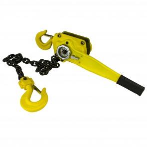 Lever Hoist 20' - Yellow | 1.5 Ton