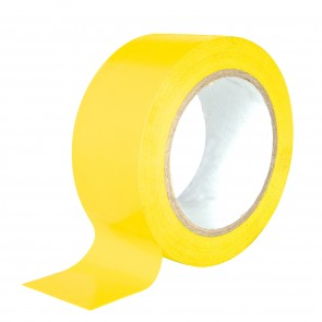 "Vinyl Tape 2"" X 36 Yds - Yellow"